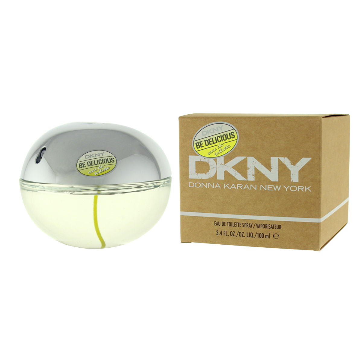 DKNY Donna Karan Be Delicious EDT 100 ml W