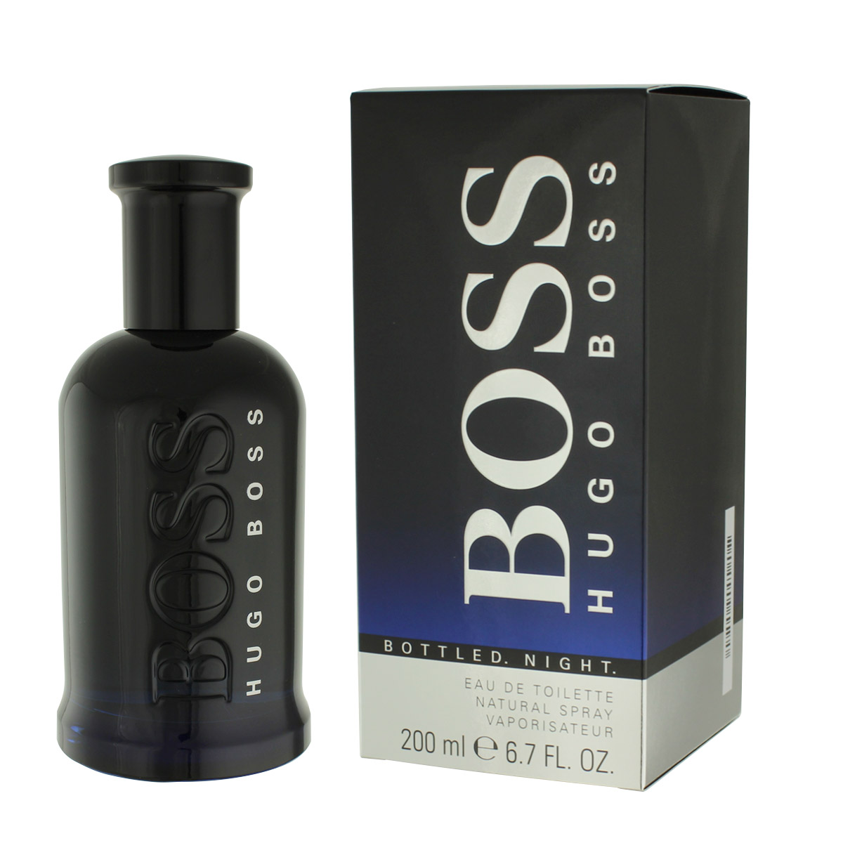 Hugo Boss Bottled Night EDT 200 ml M