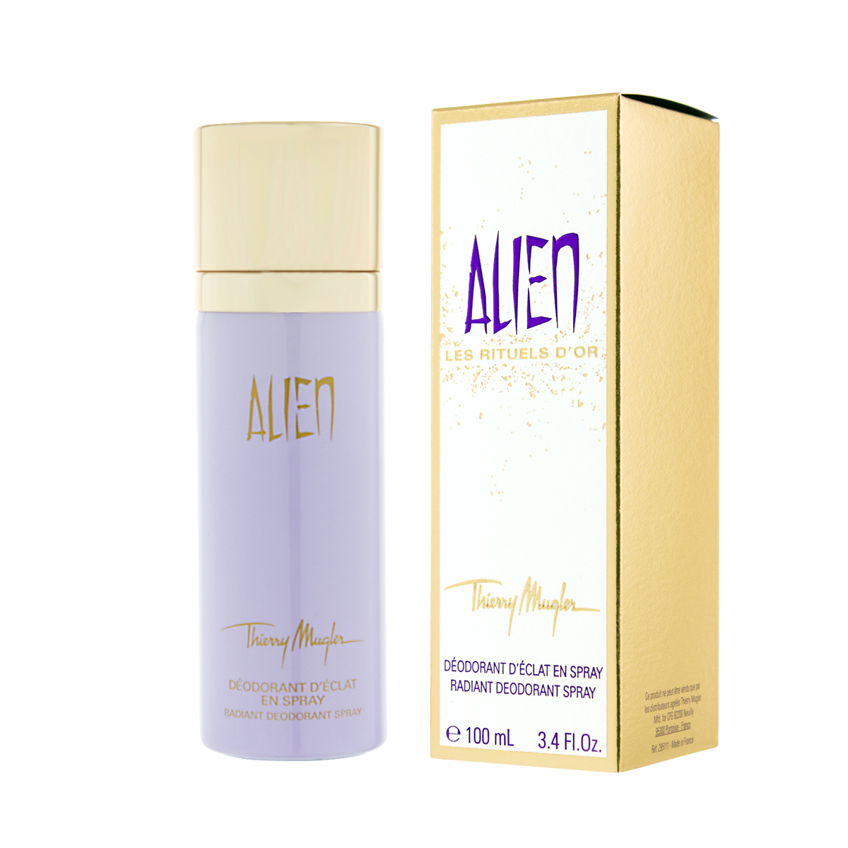 Thierry Mugler Alien DEO ve spreji 100 ml W