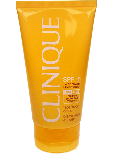 Clinique Face Body Cream SPF 15 150 ml