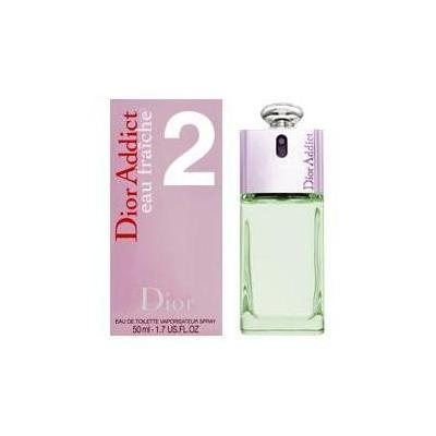 Dior Christian Addict 2 Eau Fraîche EDT tester 100 ml W