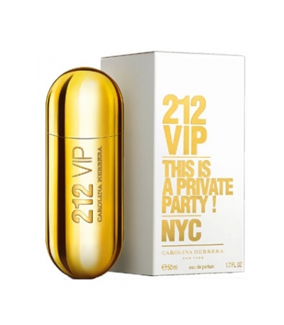 Carolina Herrera 212 VIP Women EDP tester 80 ml W