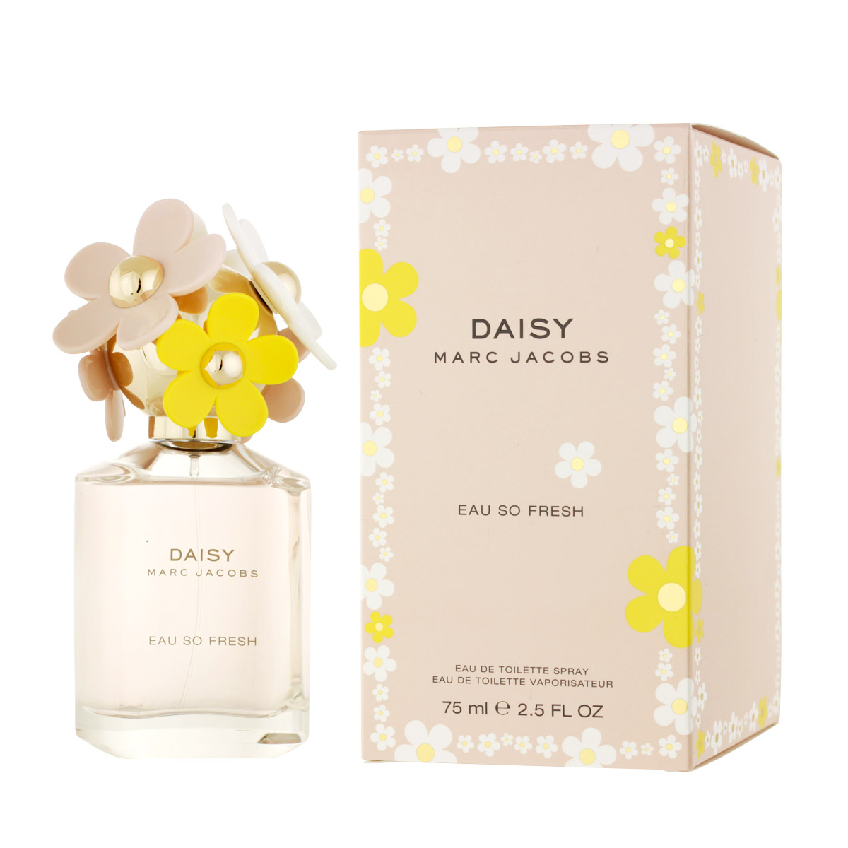 Marc Jacobs Daisy Eau So Fresh EDT 75 ml W