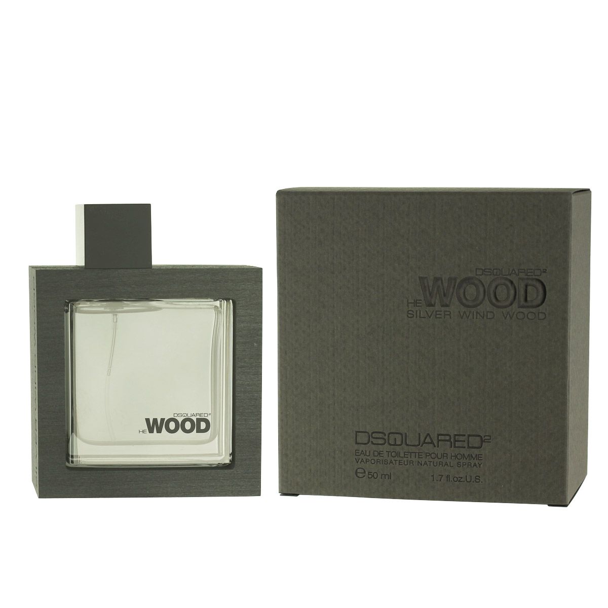 Dsquared2 He Wood Silver Wind Wood EDT 50 ml M