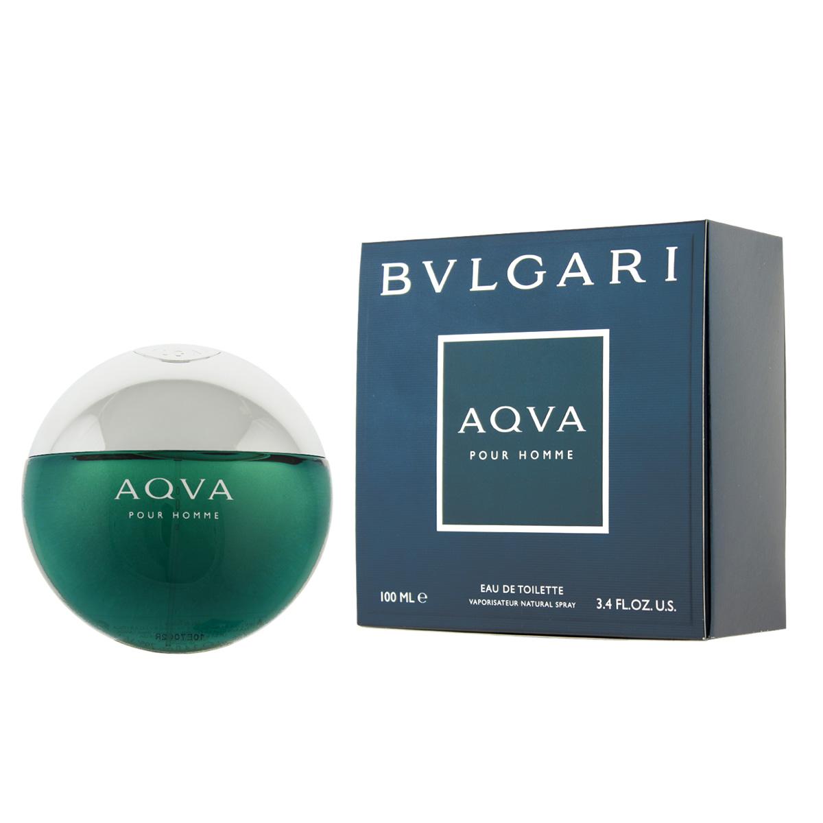 Bvlgari Aqva Pour Homme EDT tester 100 ml M