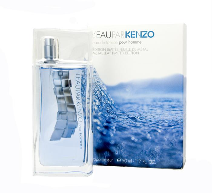 Kenzo L'Eau Par Kenzo Feuille De Métal EDT 50 ml M