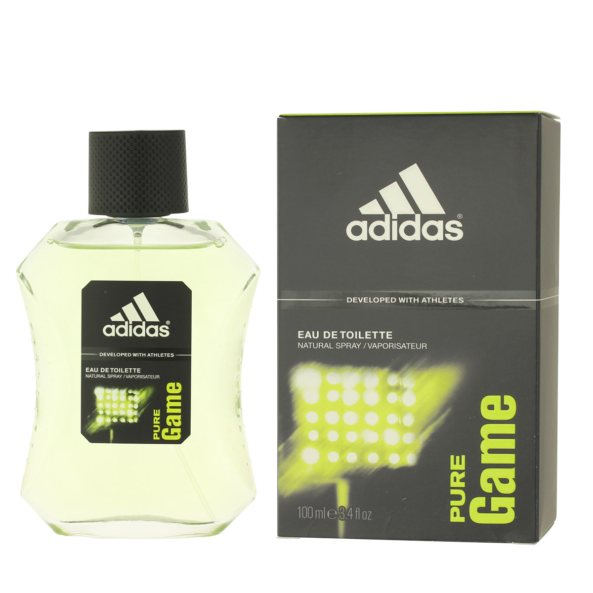 Adidas Pure Game EDT 100 ml M