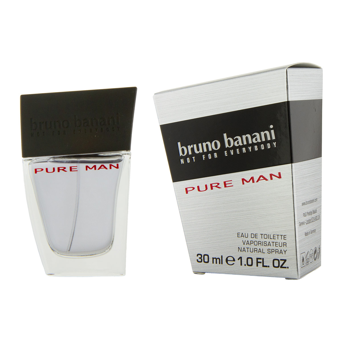 Bruno Banani Pure Man EDT 30 ml M