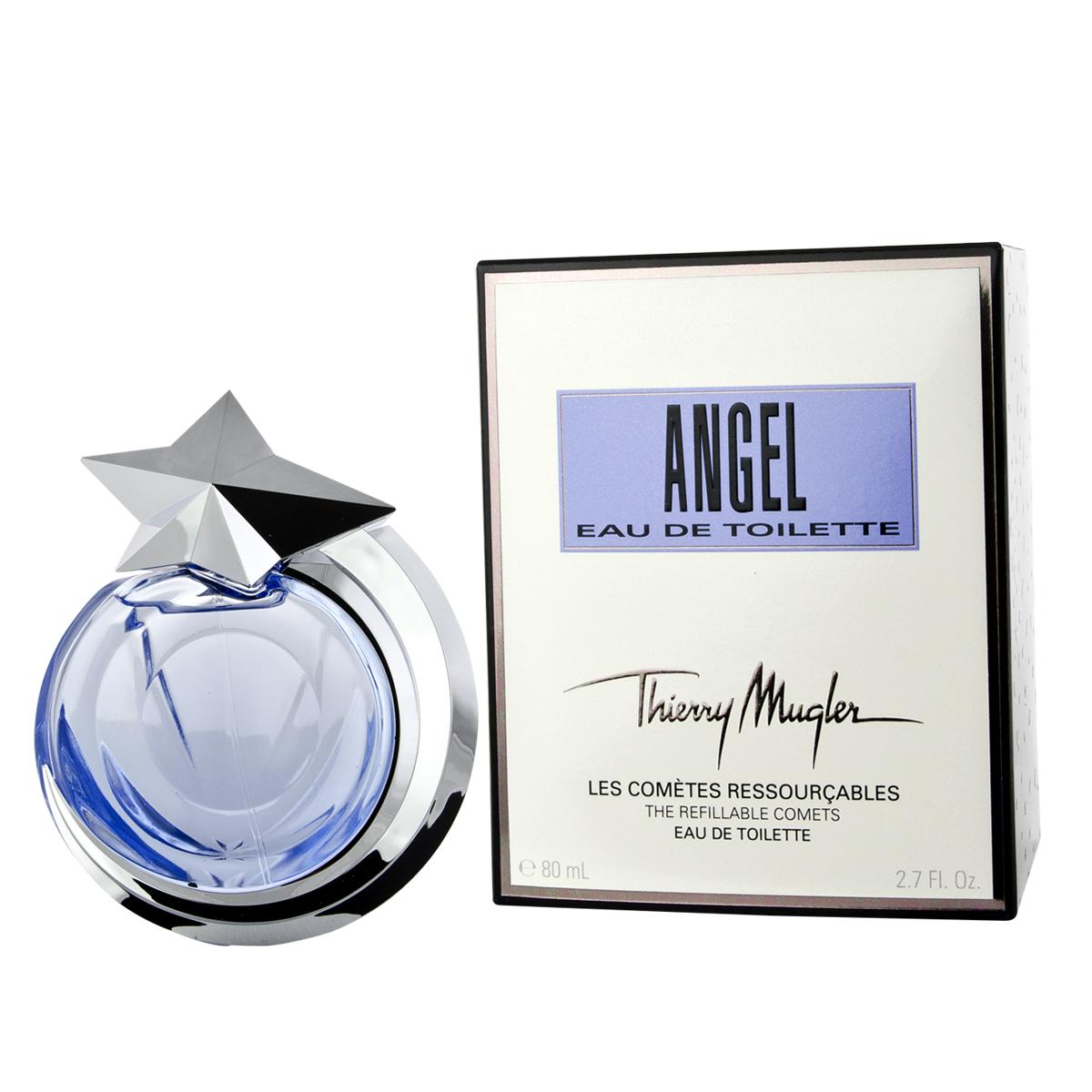 Thierry Mugler Angel EDT plnitelný 80 ml W