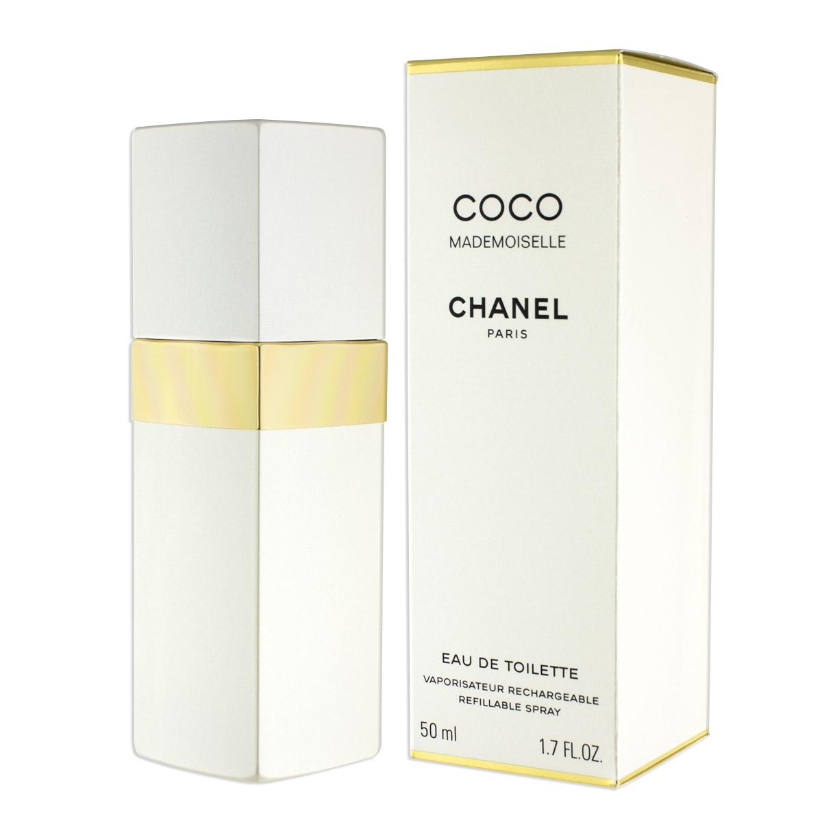 Chanel Coco Mademoiselle EDT plnitelný 50 ml W