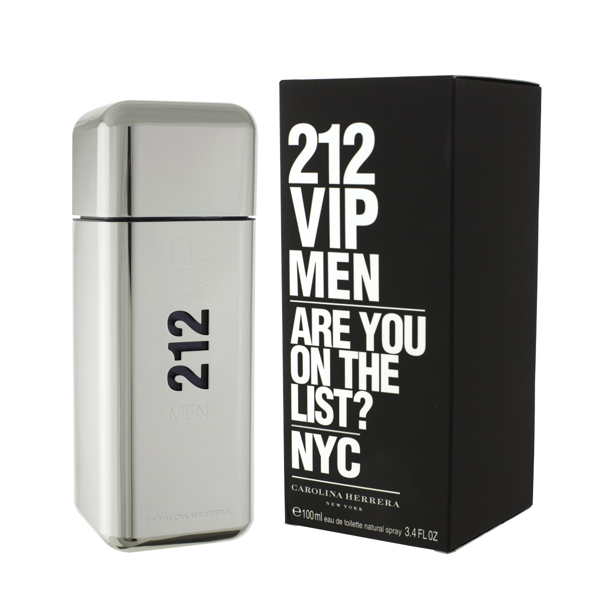Carolina Herrera 212 VIP Men EDT 100 ml M