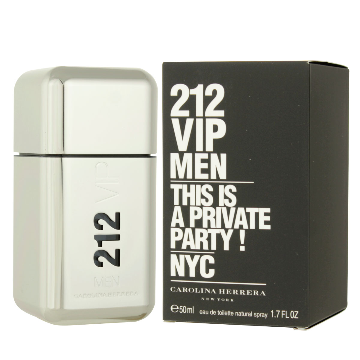 Carolina Herrera 212 VIP Men EDT 50 ml M