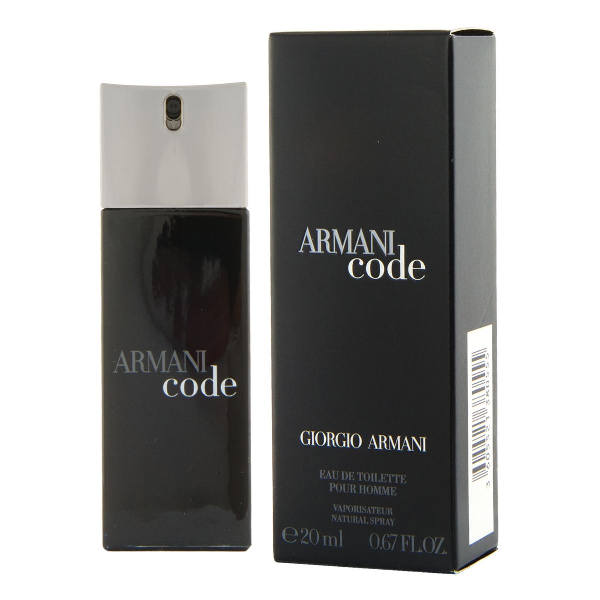 Armani Giorgio Code Homme EDT 20 ml M