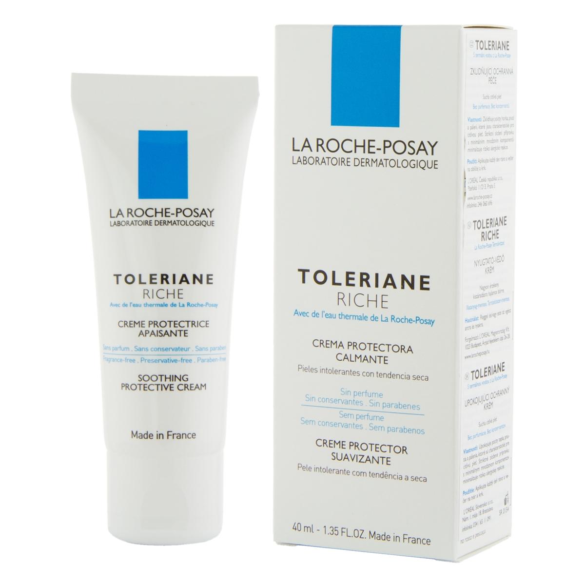 La Roche-Posay Toleriane Riche 40 ml