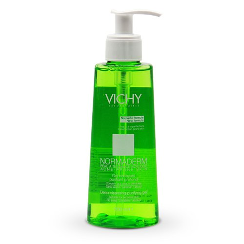 Vichy Normaderm hloubkový čistící gel 200 ml