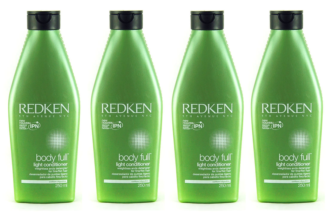 Redken Body Full Conditioner 4 x 250 ml