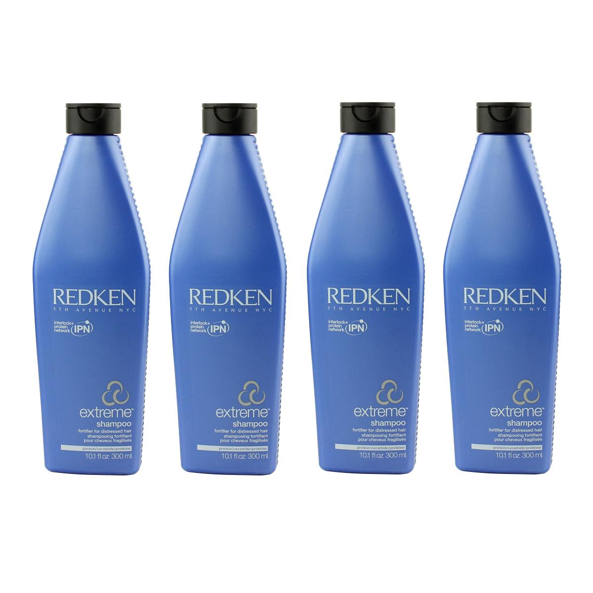 Redken Extreme Shampoo 4 x 300 ml