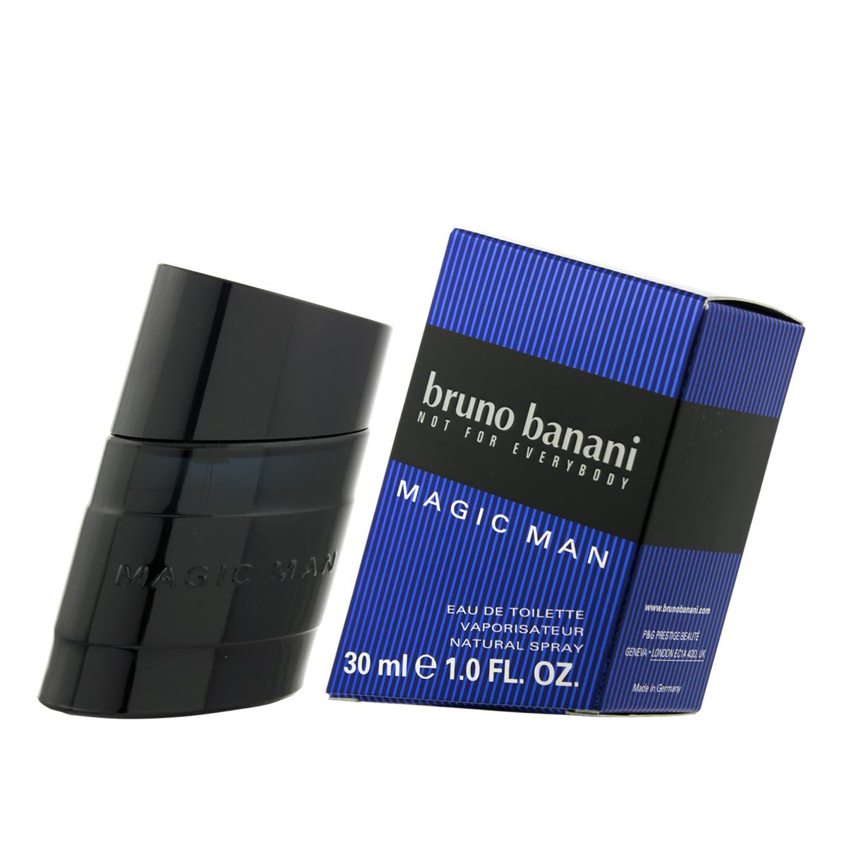 Bruno Banani Magic Man EDT 30 ml M