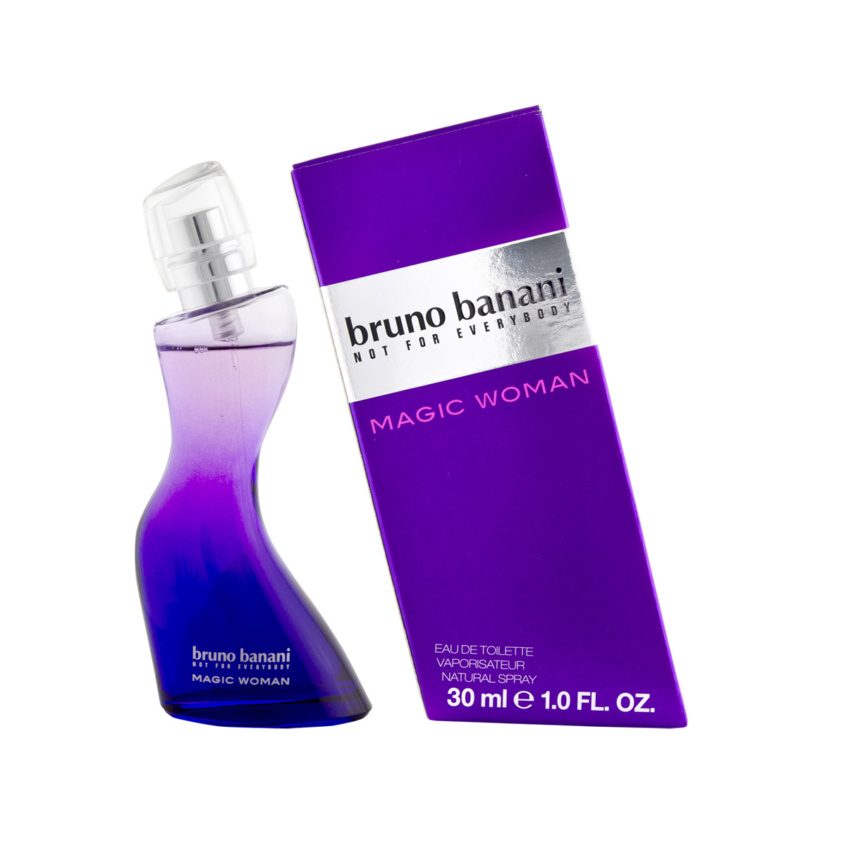 Bruno Banani Magic Woman EDT 30 ml W