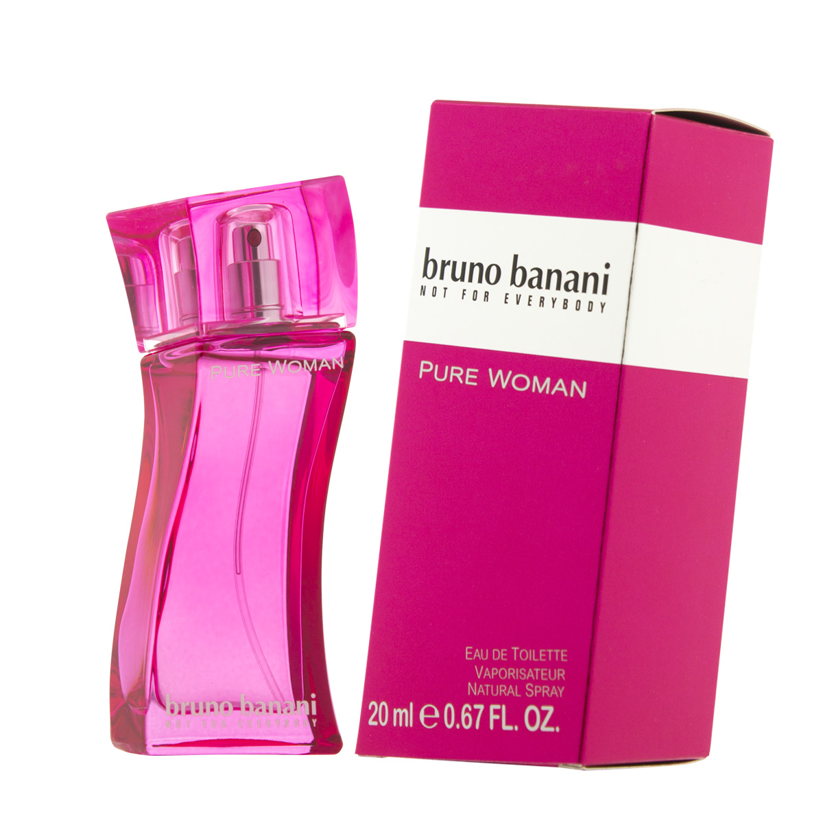 Bruno Banani Pure Woman EDT 20 ml W