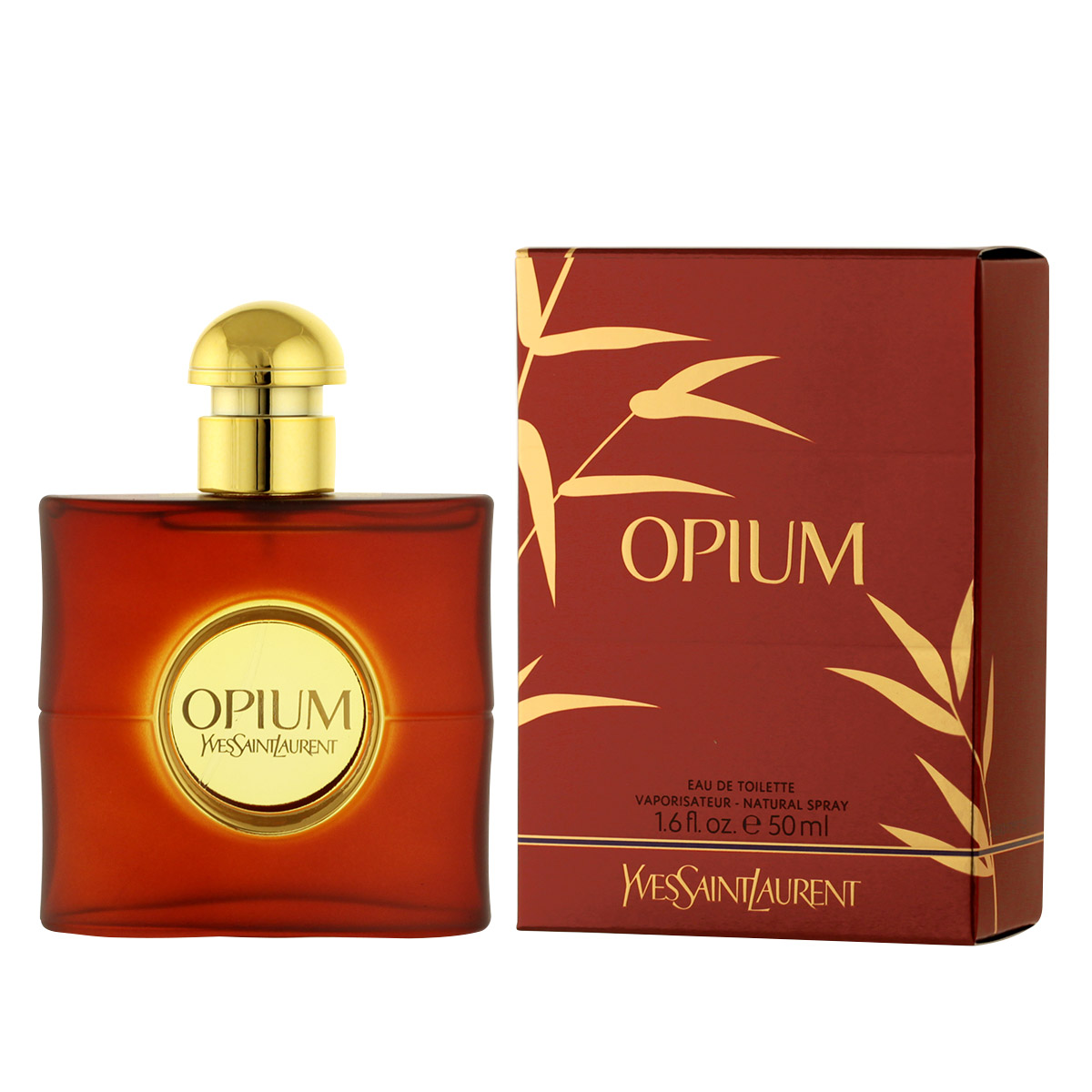 Yves Saint Laurent Opium 2009 EDT 50 ml W