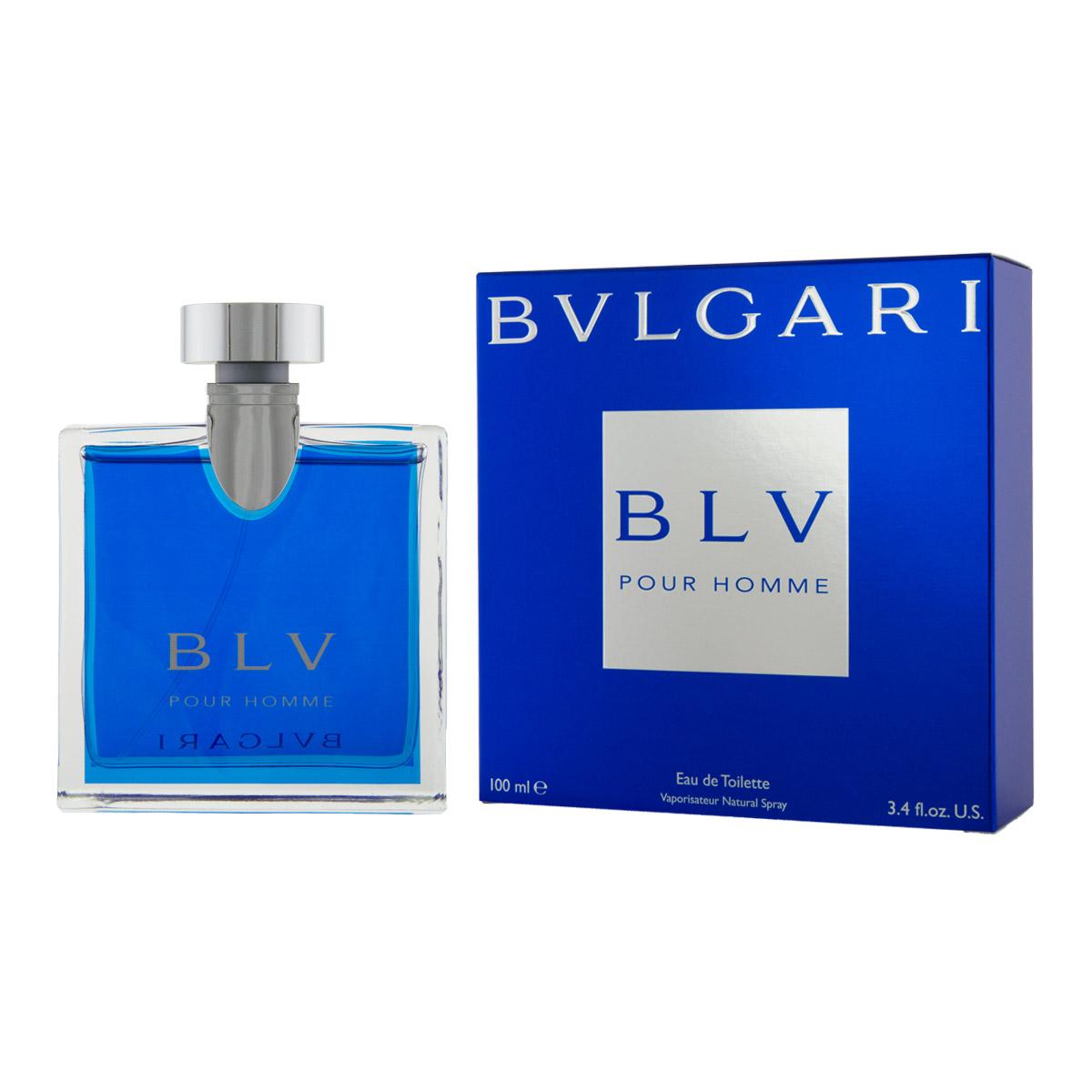 Bvlgari BLV pour Homme EDT 100 ml M
