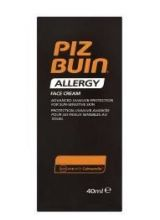 PizBuin Allergy Face Care SPF 50+ 40 ml