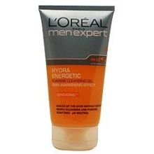 L´Oreal Paris Men Expert Hydra Energetic Foaming Cleansing Gel 150 ml