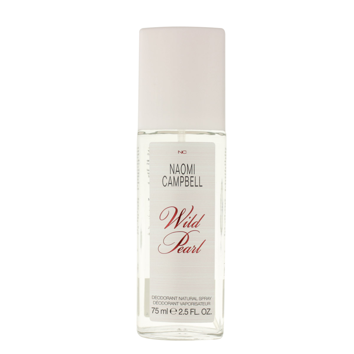 Naomi Campbell Wild Pearl DEO ve skle 75 ml W