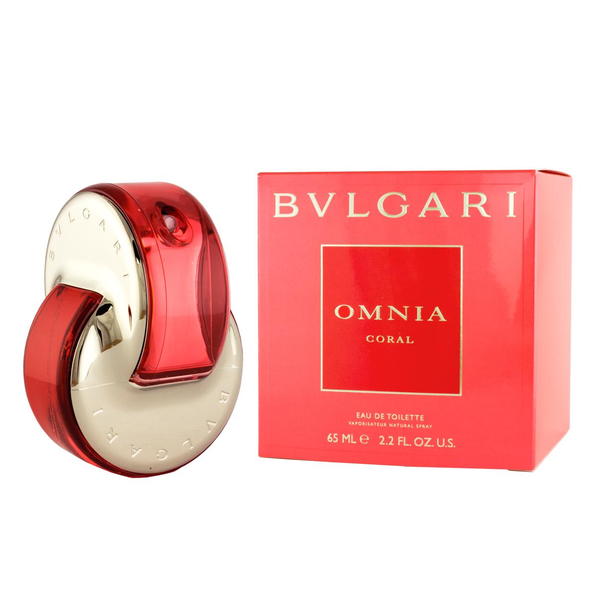 Bvlgari Omnia Coral EDT 65 ml W