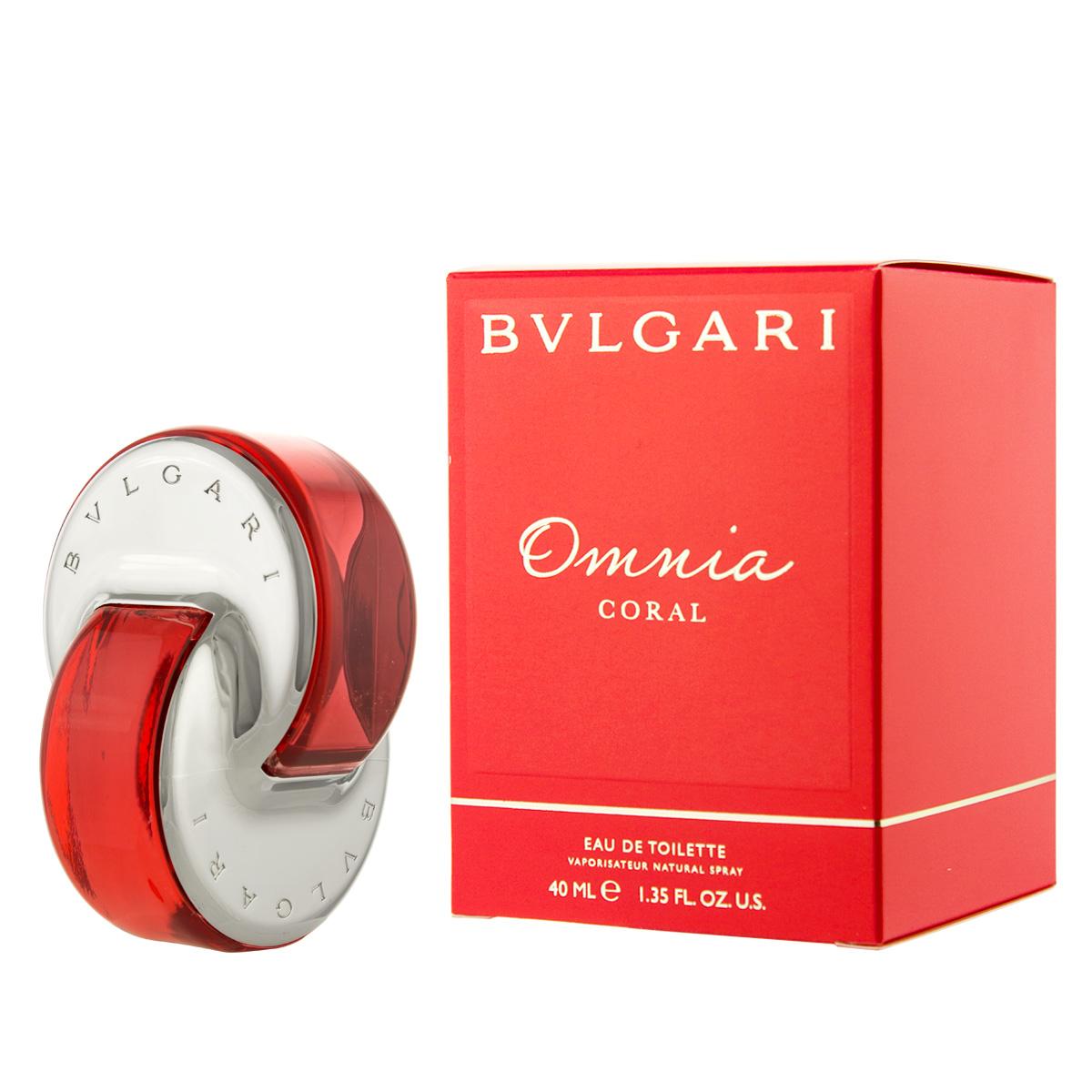 Bvlgari Omnia Coral EDT 40 ml W