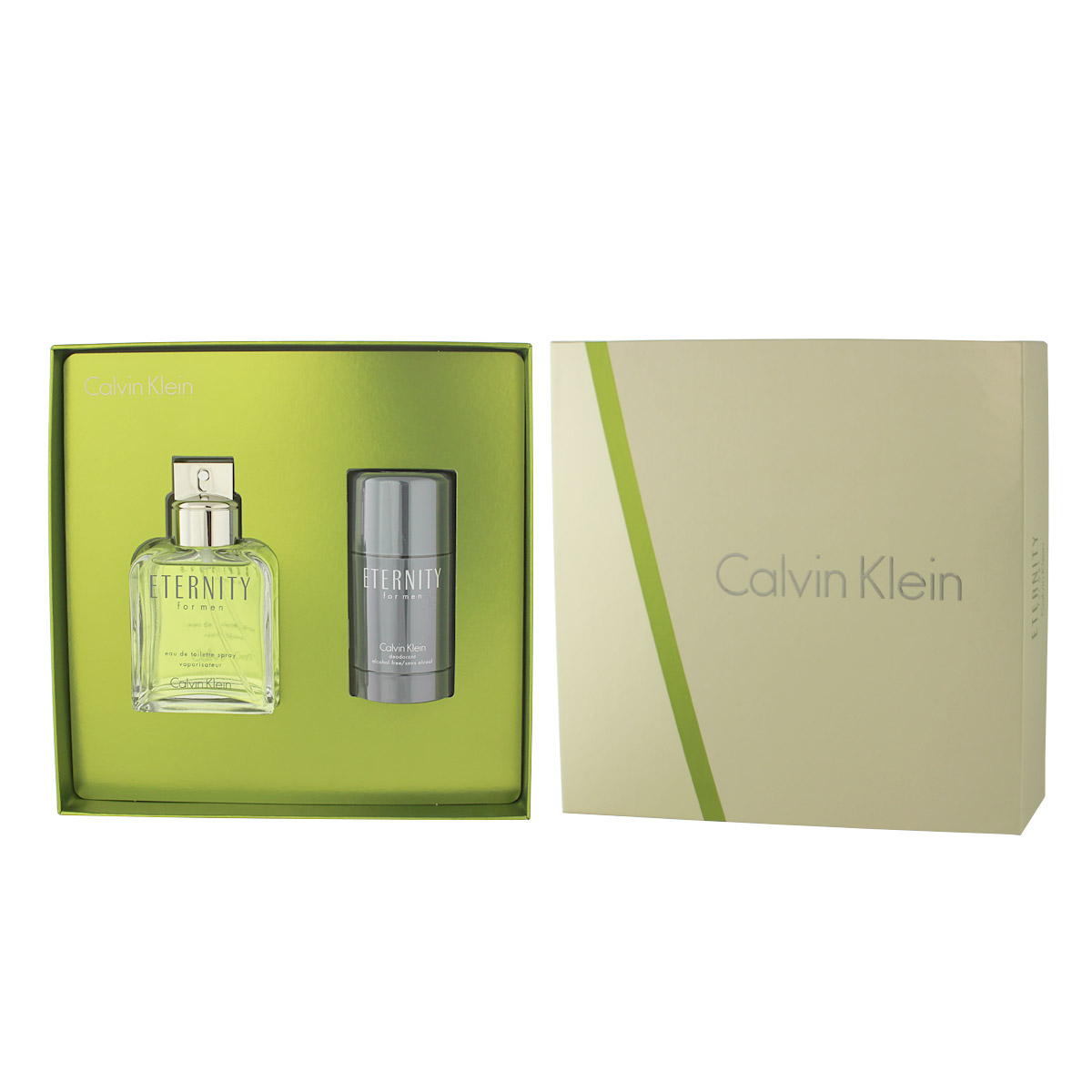 Calvin Klein Eternity for Men EDT 100 ml + DST 75 ml M