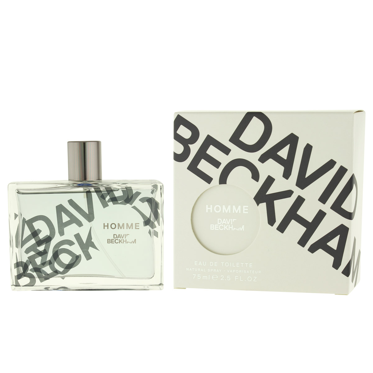 David Beckham Homme EDT 75 ml M
