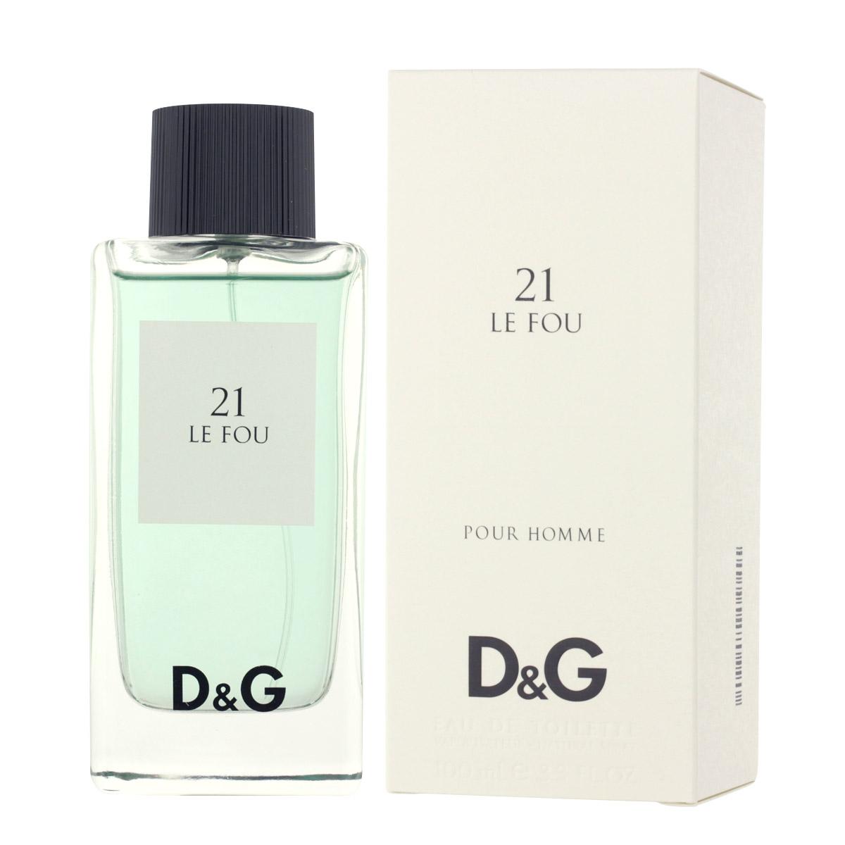 Dolce & Gabbana Anthology Le Fou 21 EDT 100 ml M