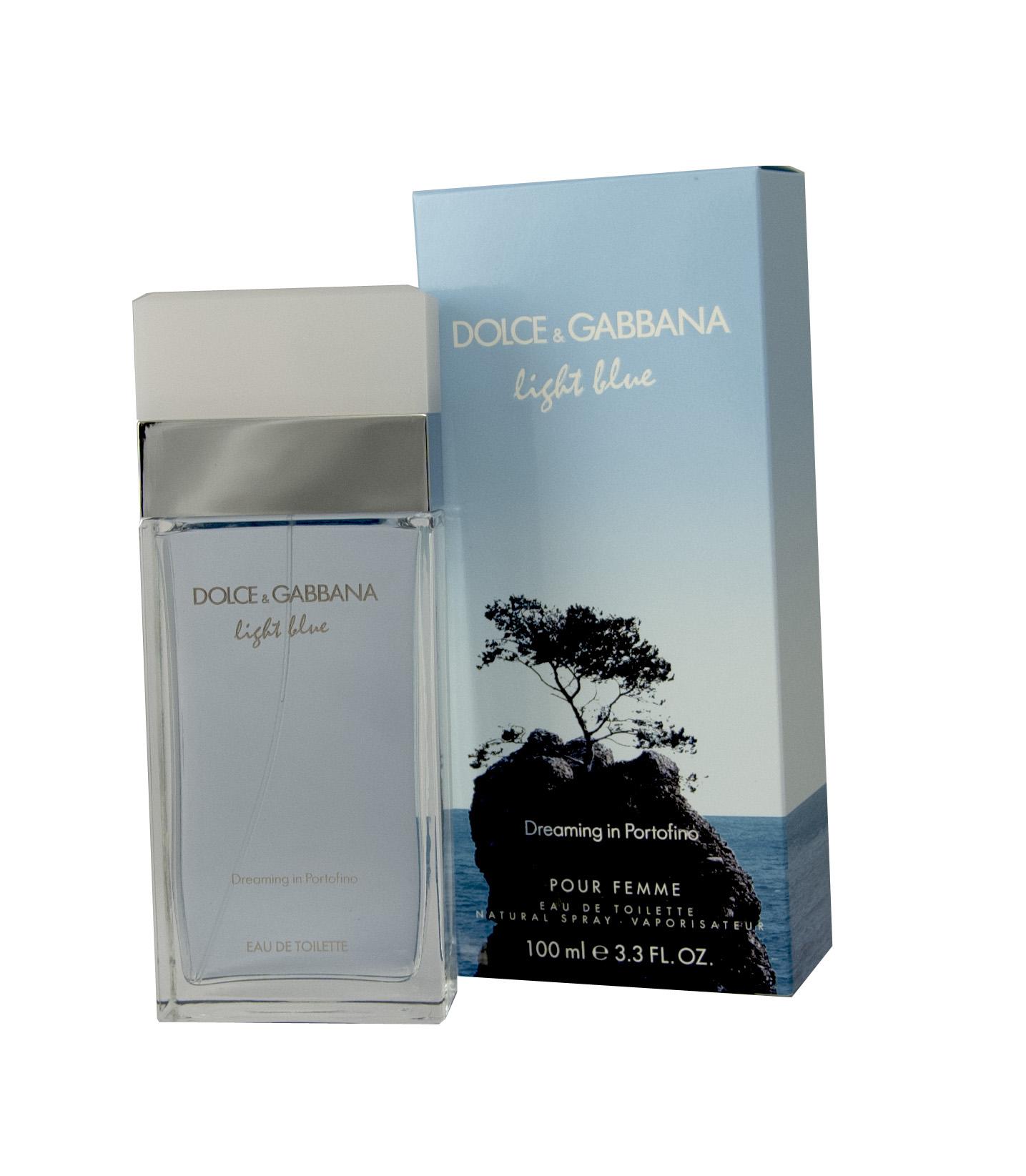 Dolce & Gabbana Light Blue Dreaming in Portofino EDT 100 ml W
