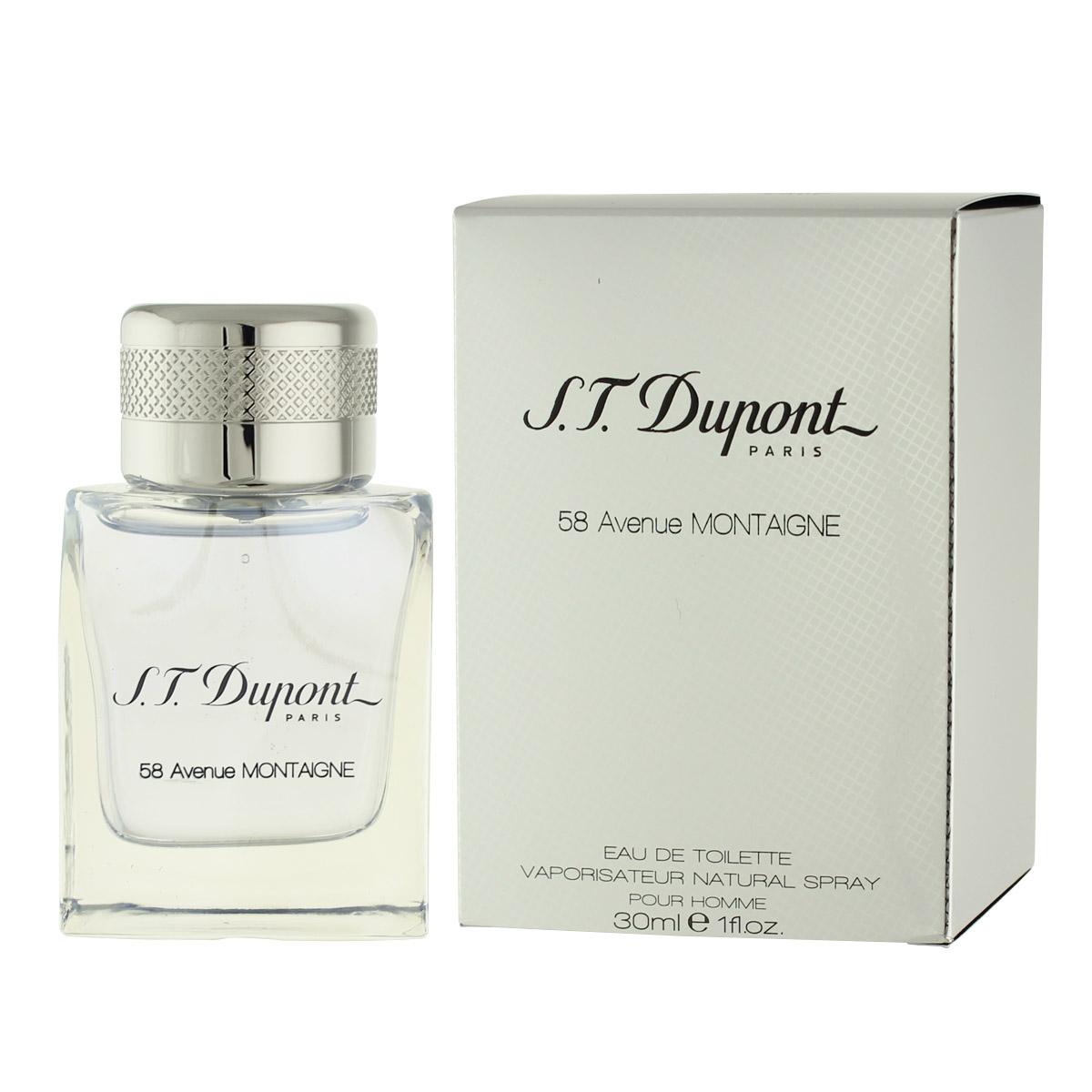 S.T. Dupont 58 Avenue Montaigne Pour Homme EDT 30 ml M