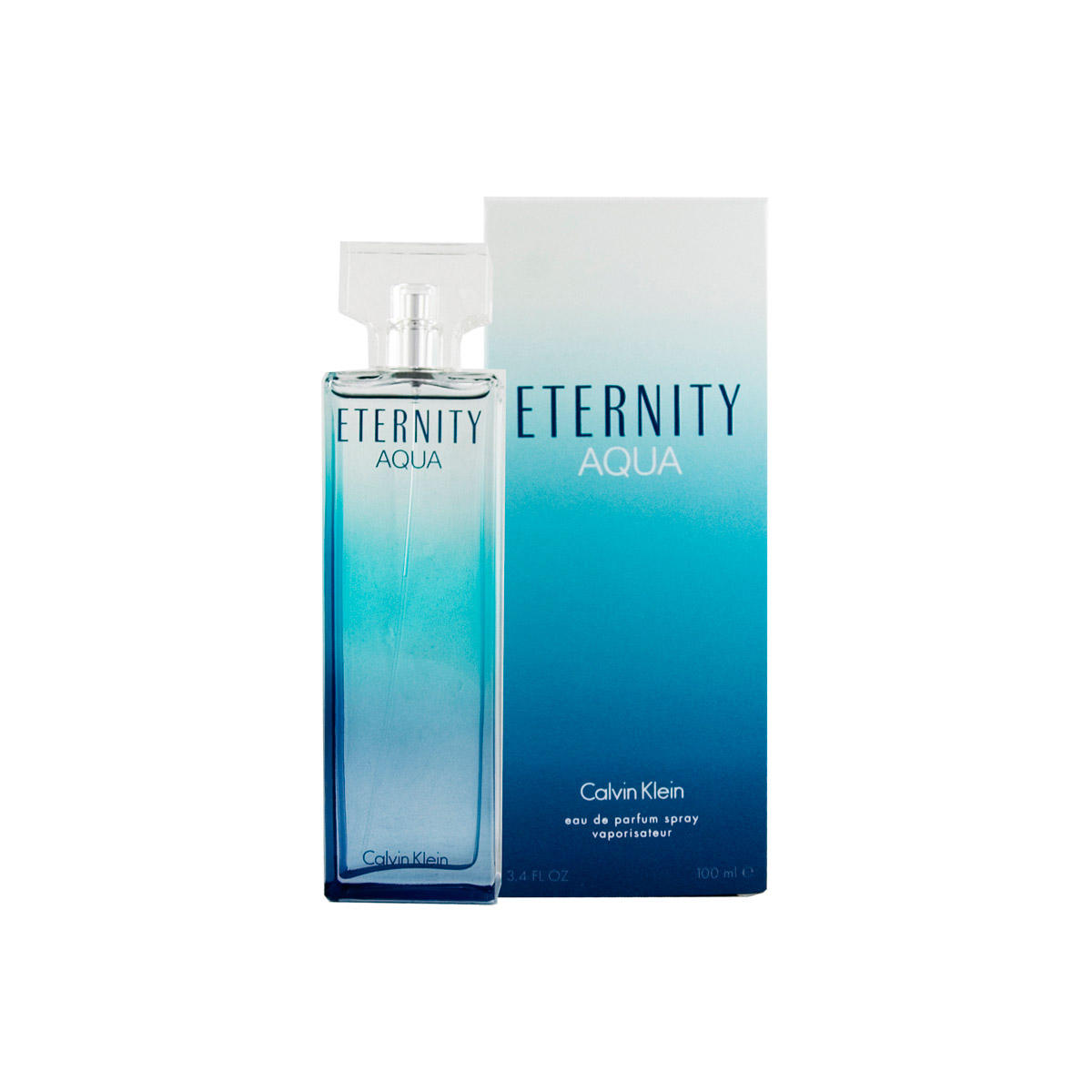 Calvin Klein Eternity Aqua for Women EDP 100 ml W