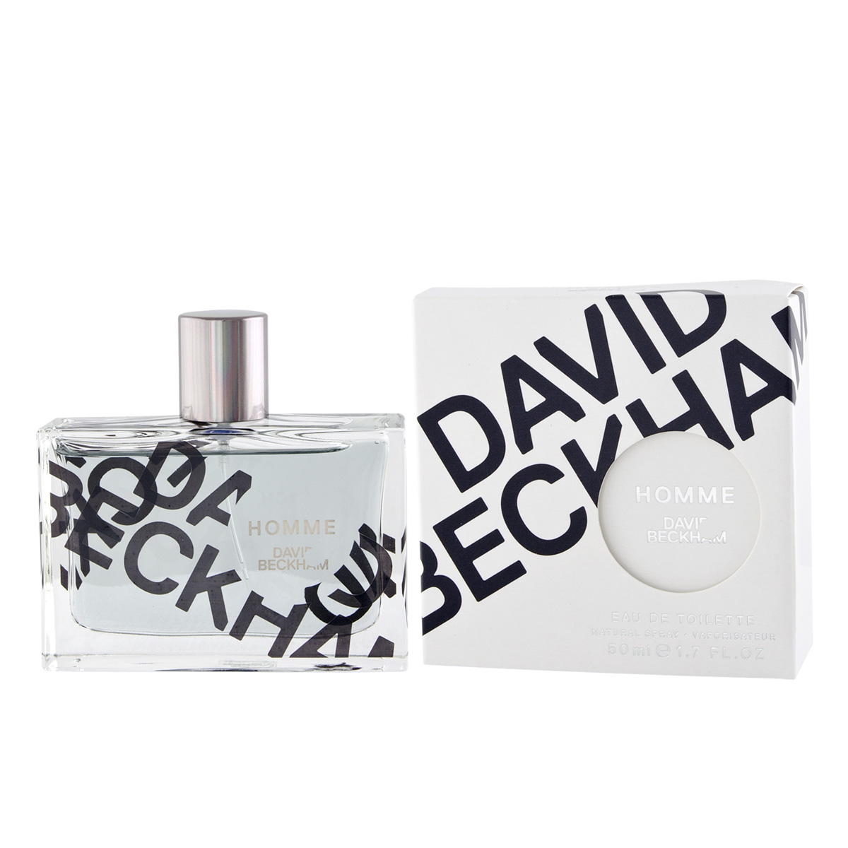 David Beckham Homme EDT 50 ml M