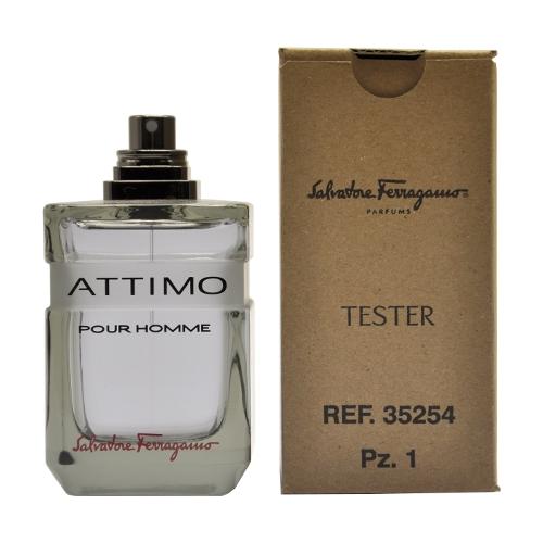 Salvatore Ferragamo Attimo pour Homme EDT tester 100 ml M