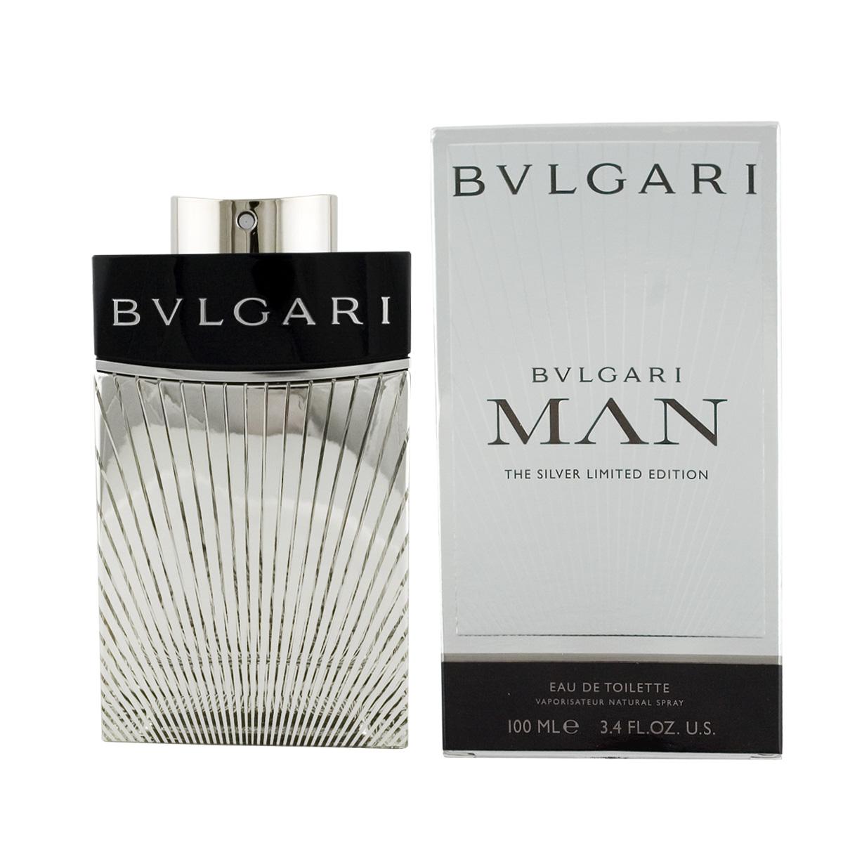 Bvlgari Man The Silver EDT tester 100 ml M