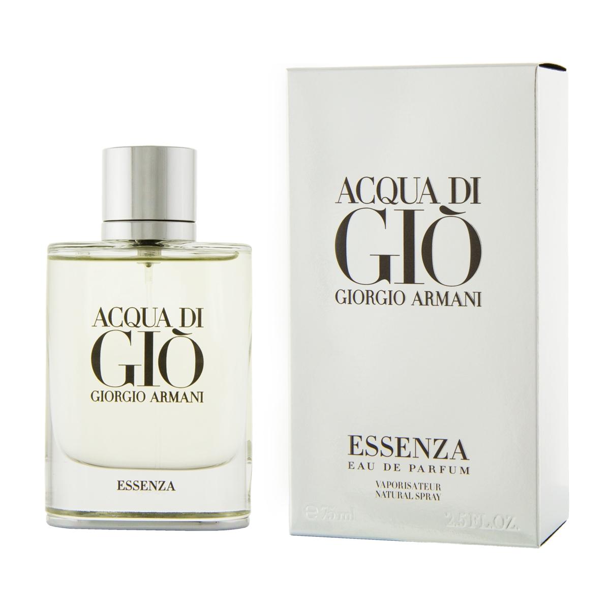 Armani Giorgio Acqua di Gio Essenza EDP 75 ml M