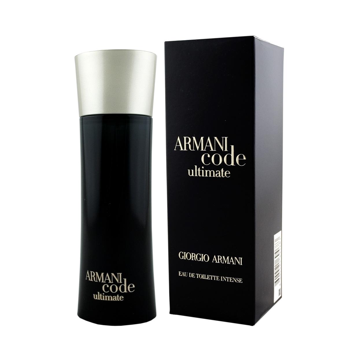 Armani Giorgio Code Ultimate Intense EDT 75 ml M