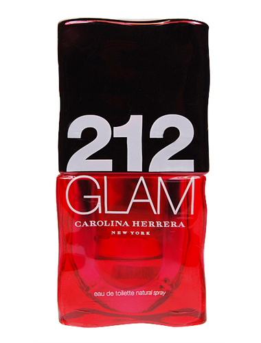 Carolina Herrera 212 Glam Women EDT 60 ml W