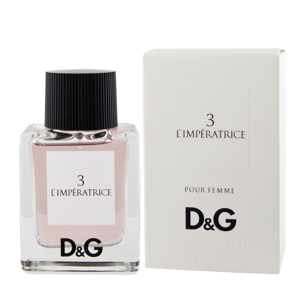 Dolce & Gabbana Anthology L'Imperatrice 3 EDT 50 ml W