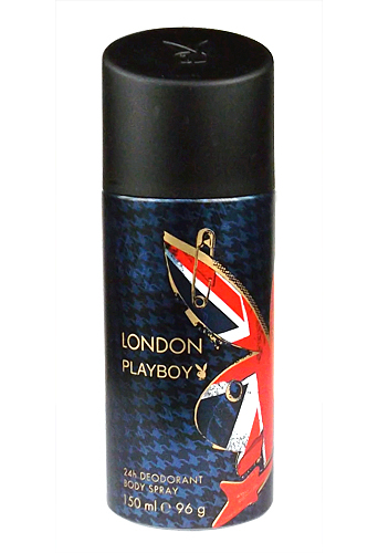 Playboy London DEO ve spreji 150 ml M