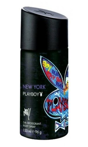 Playboy New York DEO ve spreji 150 ml M