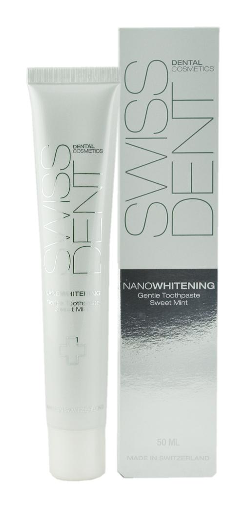 Swissdent NanoWhitening 50 ml
