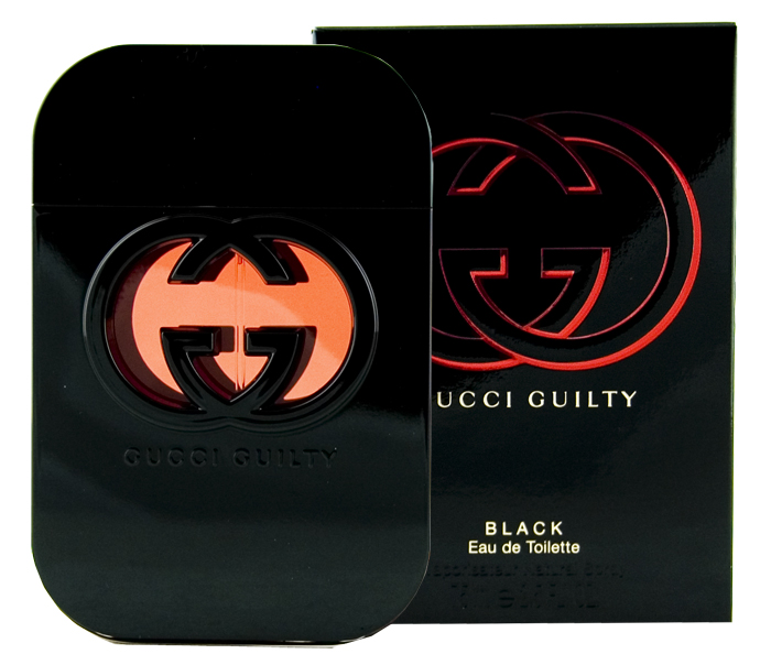 Gucci Guilty Black Pour Femme EDT 75 ml W
