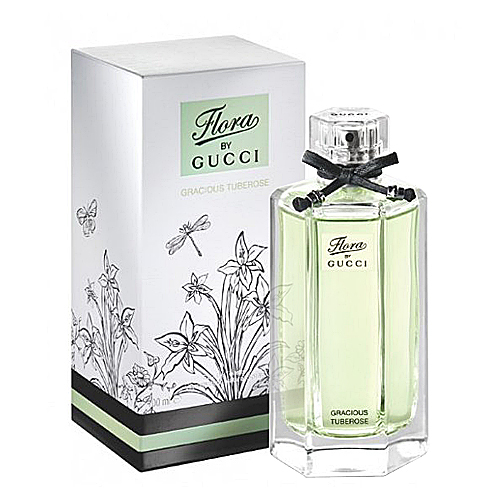 Gucci Flora by Gucci Gracious Tuberose EDT 100 ml W