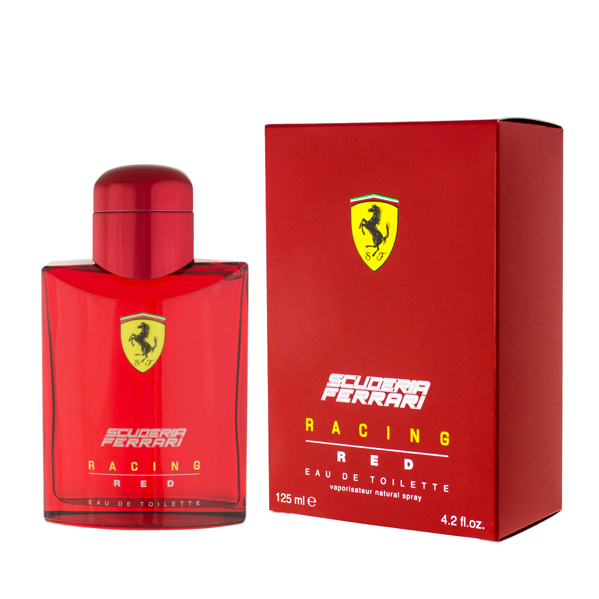 Ferrari Scuderia Racing Red EDT 125 ml M